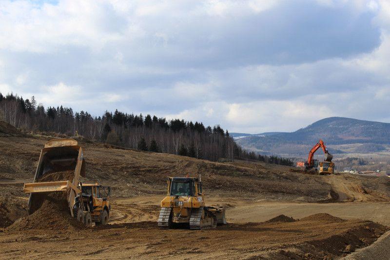 Region: Ruch na budowie S3