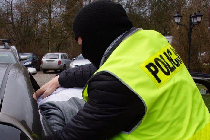 Mirsk: Sprawca rozboju zatrzymany