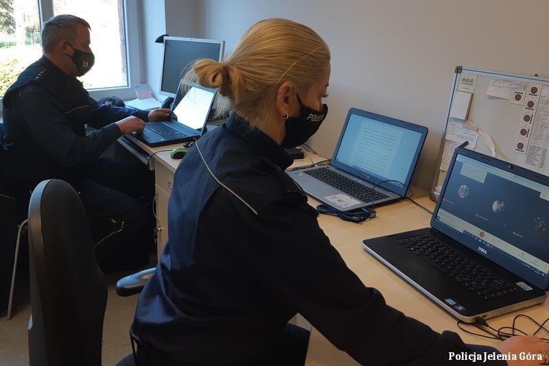 Jelenia Góra: Profilaktyka w sieci