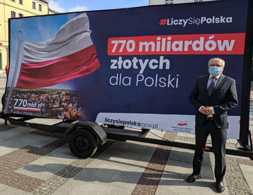 Jelenia Góra: Senator Mróz z apelem do posłanki Czernow