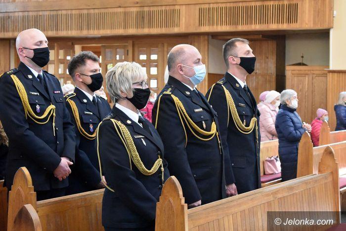 Jelenia Góra: Msza w intencji strażaków