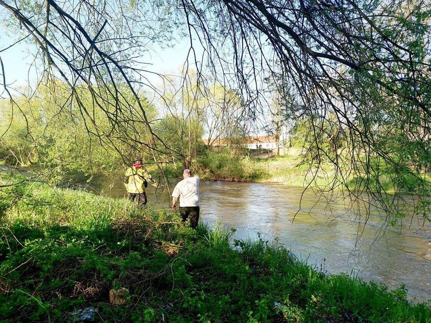 Bolesławiec: Wyłowiono ciało mężczyzny