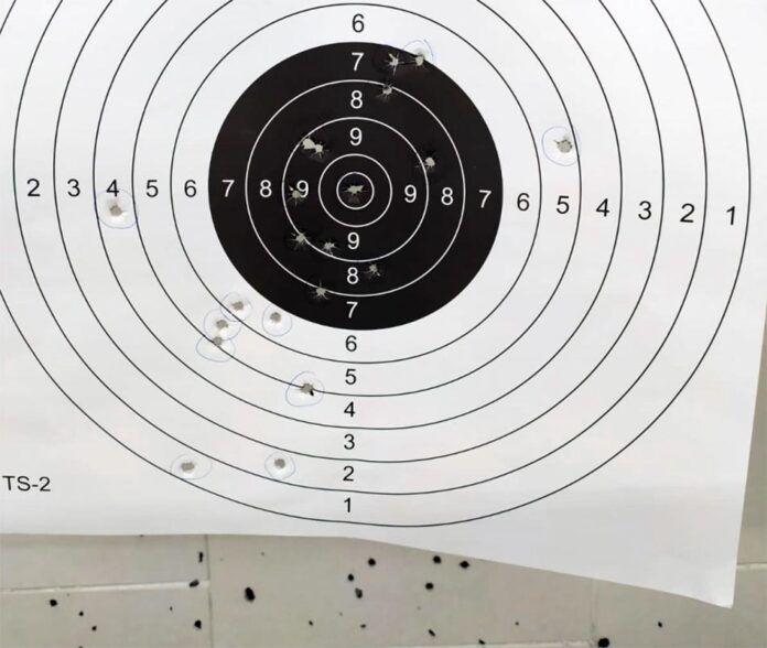Lwówek Śląski: Ćwiczyli strzelanie