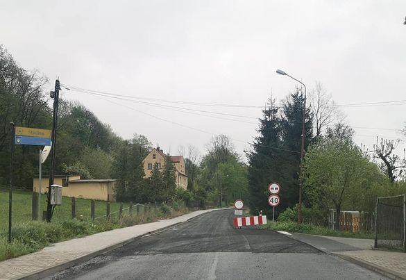 Świerzawa: Koniec remontu drogi