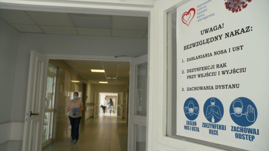 Jelenia Góra: Kolejne wsparcie dla dolnośląskich szpitali