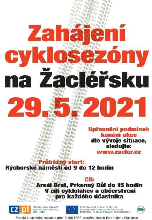 Żaclerz (Czechy): Rusza sezon rowerowy