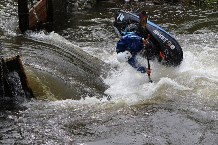 Region: Nasi kajakarze powrócili na rzekę Bóbr