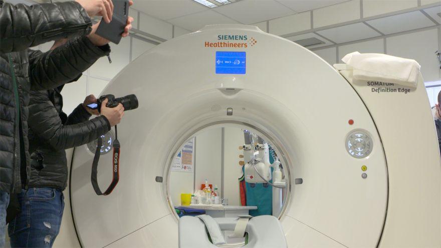 Jelenia Góra: Jest nowy tomograf