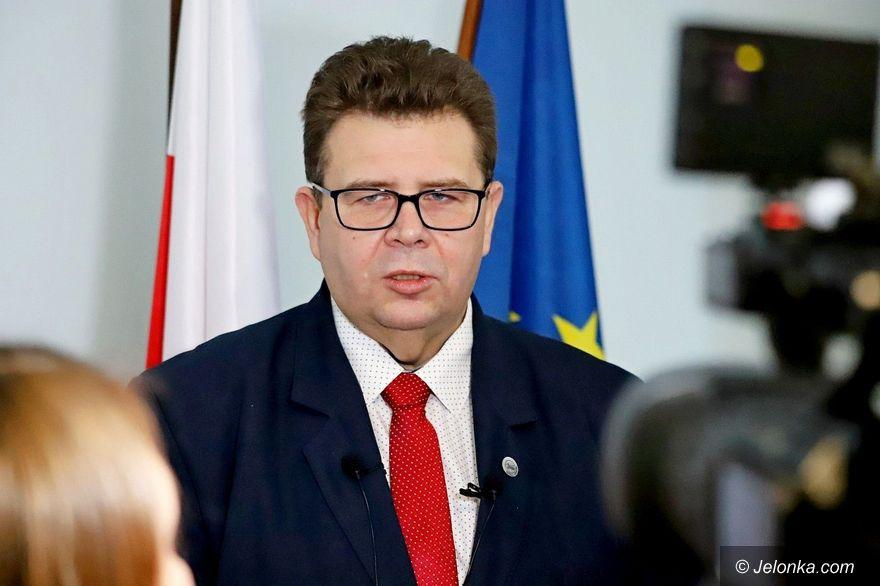 Jelenia Góra: R. Obaz: Prezydent Łużniak jest rzemieślnikiem, ale nie wizjonerem