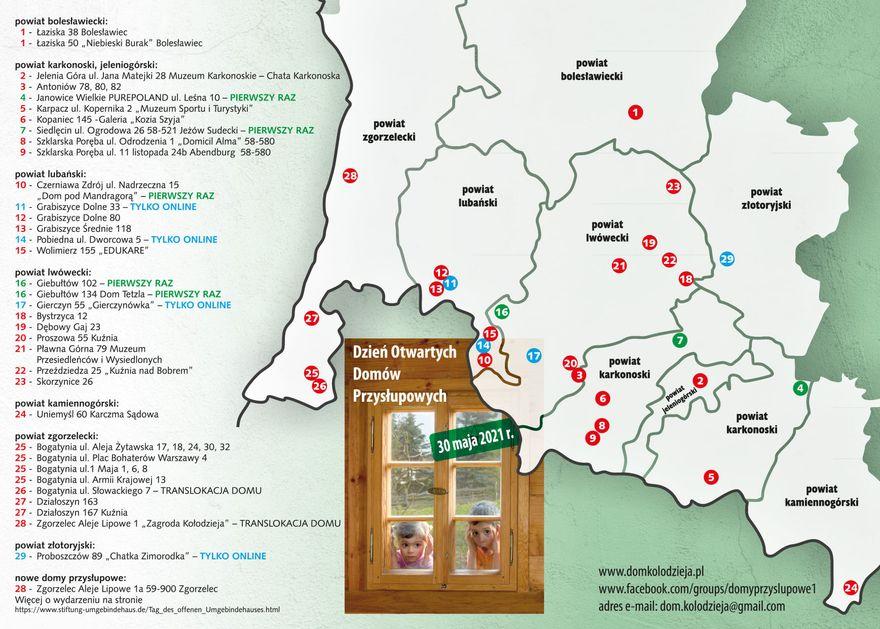 Region: Domy przysłupowe czekają