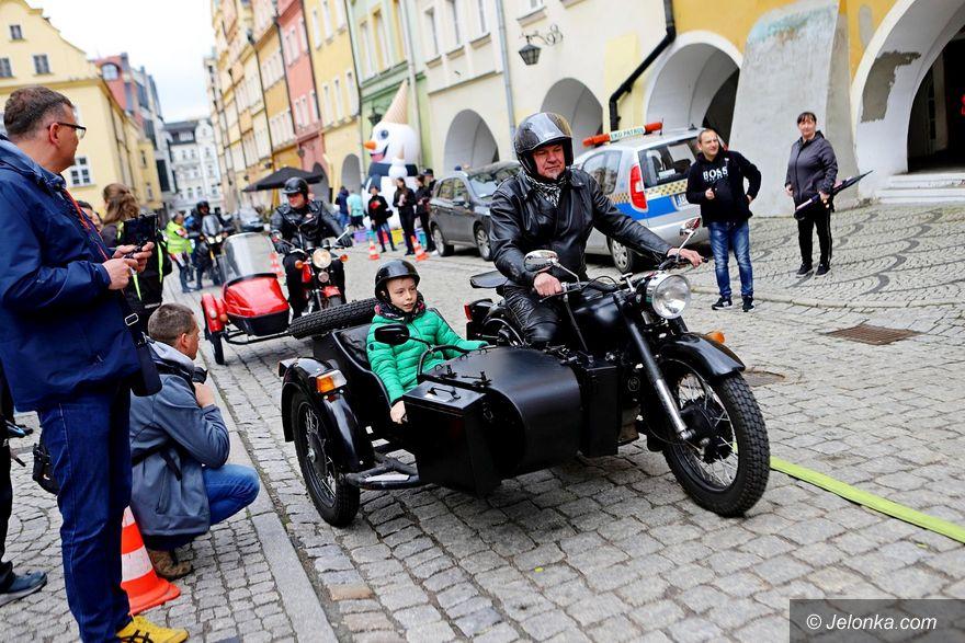 Jelenia Góra: Moto Dzień Dziecka w Jeleniej Górze
