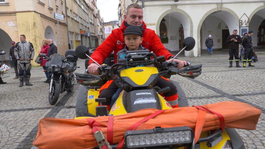 Jelenia Góra: Dzień Dziecka w motoryzacyjnym wydaniu