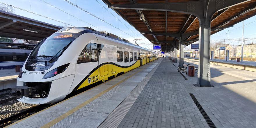 Region: Pojedzie pociąg do Görlitz
