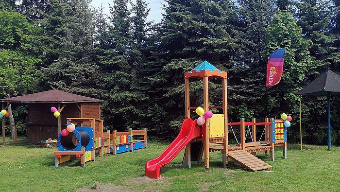 Piechowice: Nowy plac zabaw dla przedszkolaków