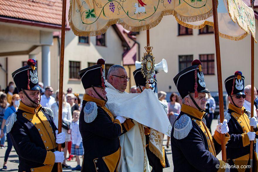 Jelenia Góra: Uroczystości w kościele pw. Matki Bożej Miłosierdzia
