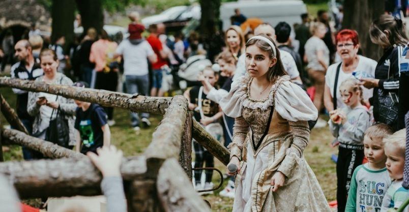 Zamek Grodziec: Bajkowy Dzień Dziecka