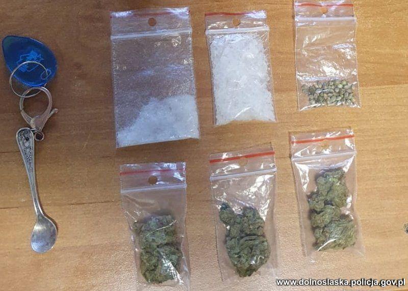 Region: Zatrzymanie narkotykowego recydywisty