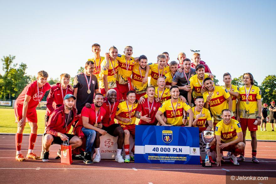 Jelenia Góra: Puchar dla Ślęzy