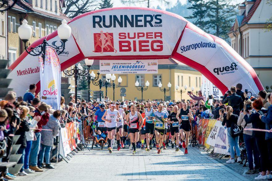 Jelenia Góra: Półmaraton Jeleniogórski powraca