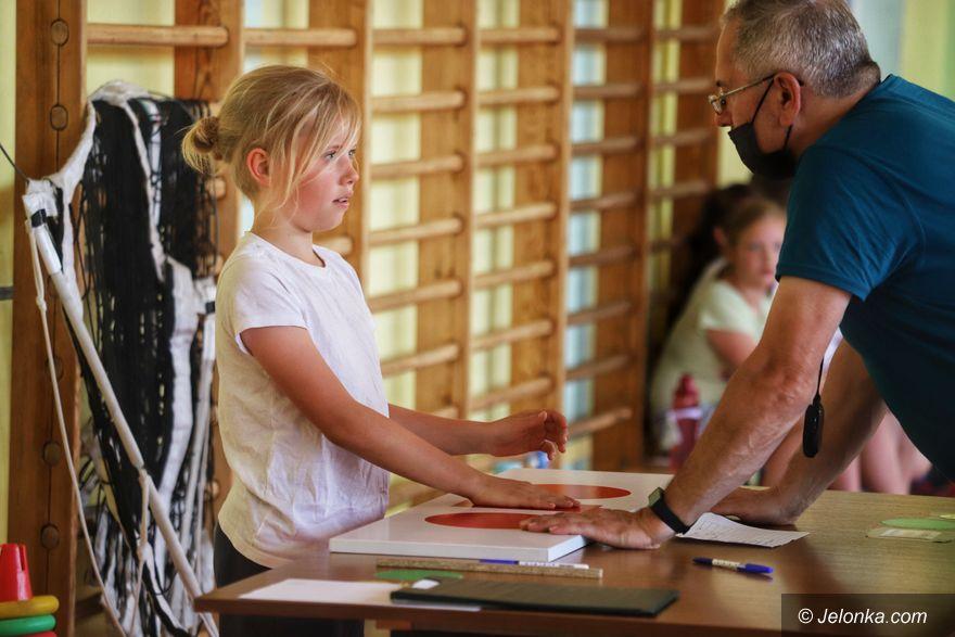 Jelenia Góra: Testują sprawność dzieci