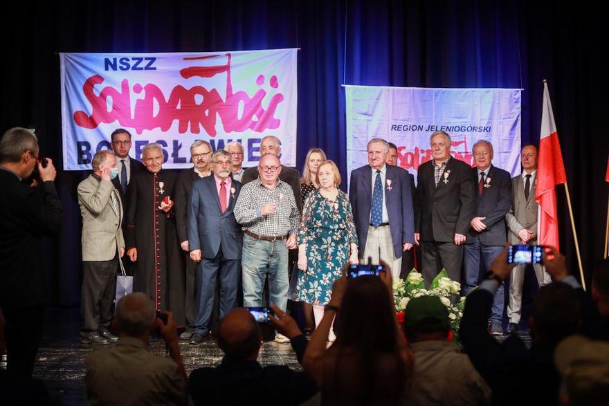 Region: Odznaczenia dla opozycjonistów
