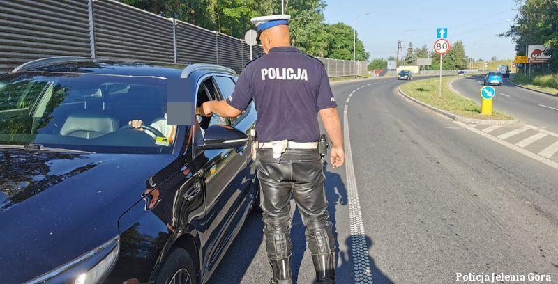 Powiat: Pracowity weekend policjantów