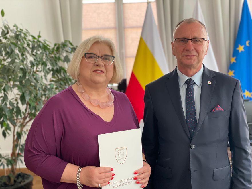 Jelenia Góra: Nowa dyrektorka ZTA
