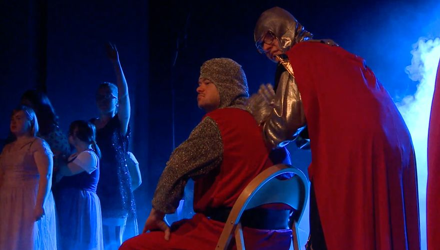 Jelenia Góra: Wyjątkowy spektakl, wyjątkowych aktorów