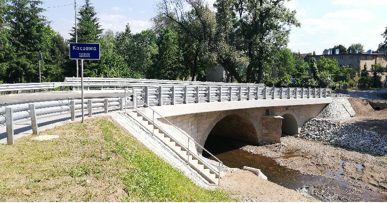 Stara Kraśnica: Most przebudowany
