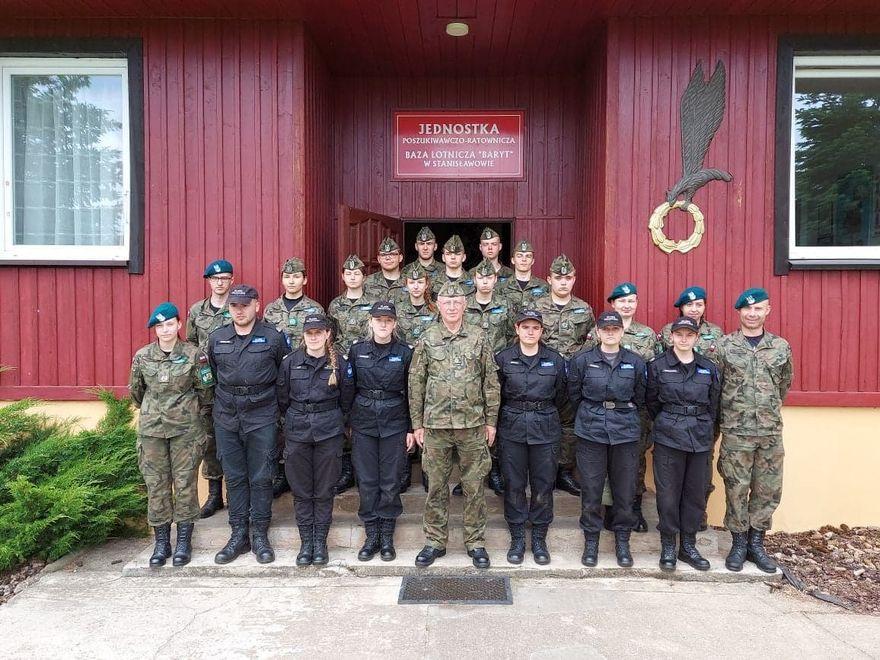 Lubomierz: Uczniowie na ciekawym obozie szkoleniowym