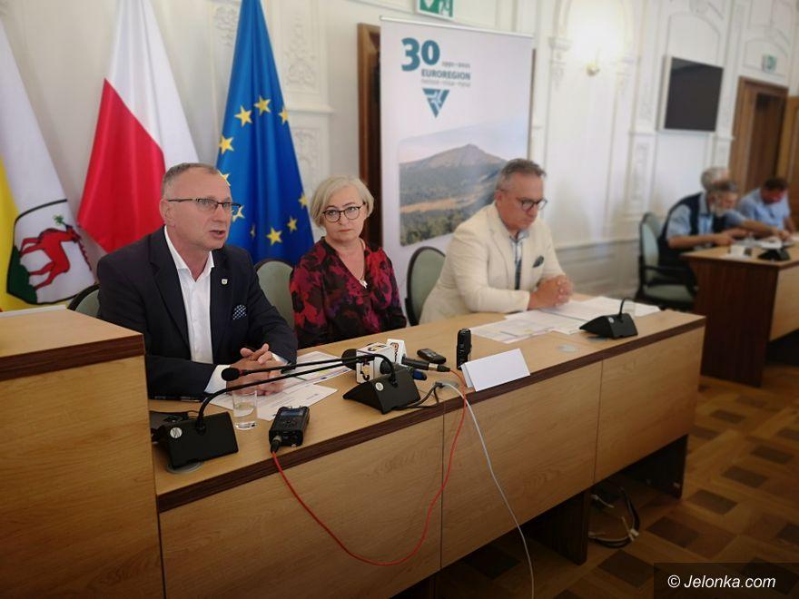 Region: Do pozyskania wsparcie z Euroregionu