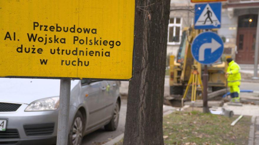 Jelenia Góra: Spór o kasę za aleję Wojska Polskiego