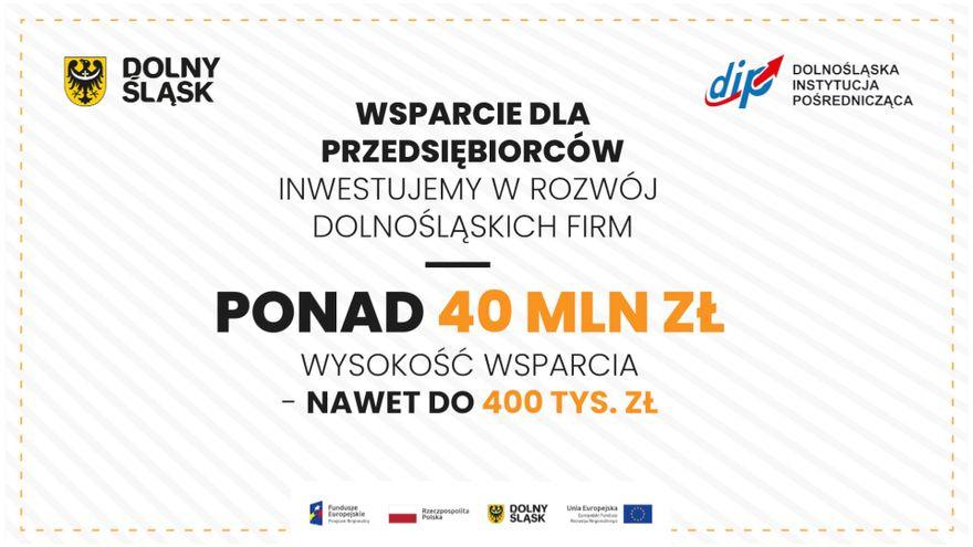 Jelenia Góra: Przedsiębiorco pamiętaj o konkursie na dofinansowanie!