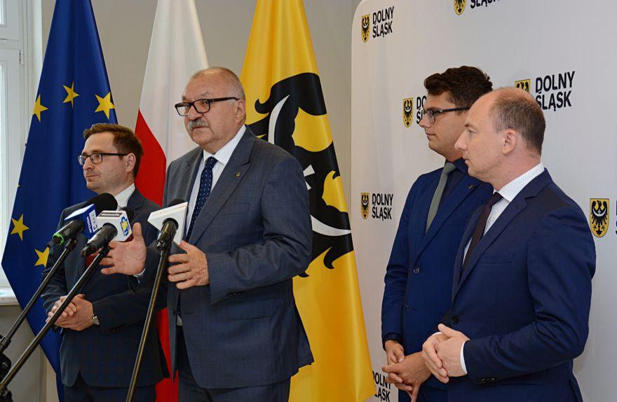 Region: Ponad 10 miliardów dla Dolnego Śląska