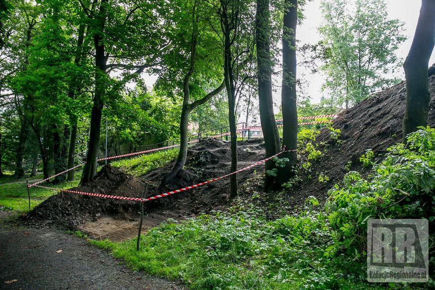 Kamienna Góra: Nowe schody