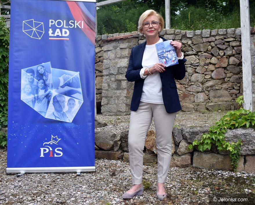 Region: Marzena Machałek o Polskim Ładzie