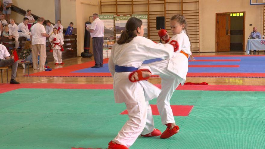 Jelenia Góra: Otwarte Mistrzostwa Karkonoszy w Karate