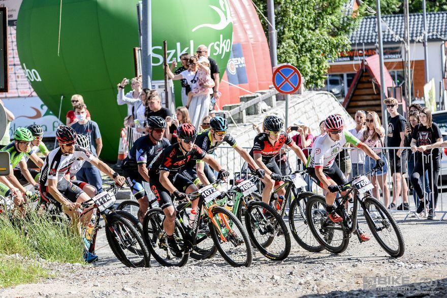 Szklarska Poręba: Szosowy Klasyk zakończy Bike Week