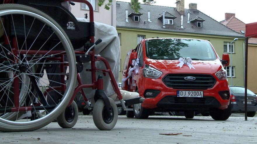 Jelenia Góra: Bezpłatny transport dla osób niepełnosprawnych