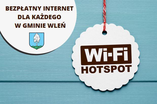 Wleń: Bezpłatny internet