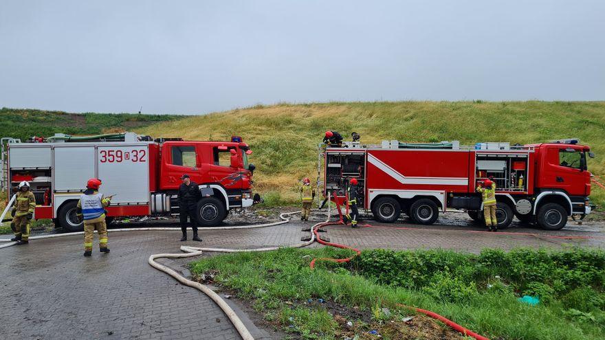 Powiat: Ćwiczenia służb ratunkowych