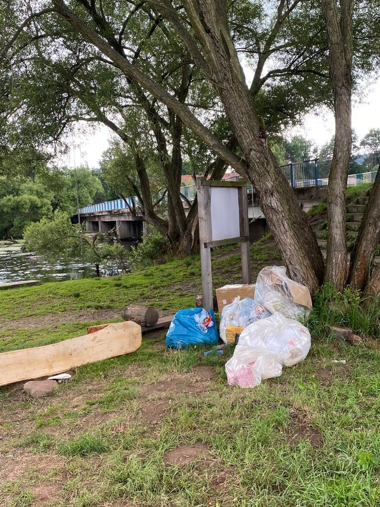 Wleń: Problem ze śmieciami
