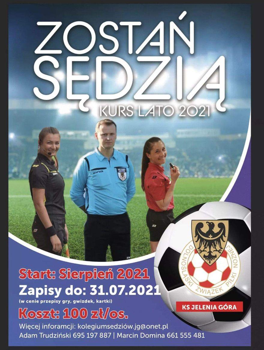 Jelenia Góra: Zostań sędzią piłkarskim