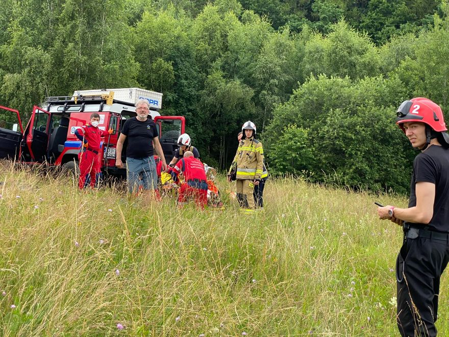 Powiat: Wypadek wspinacza w Rudawach Janowickich