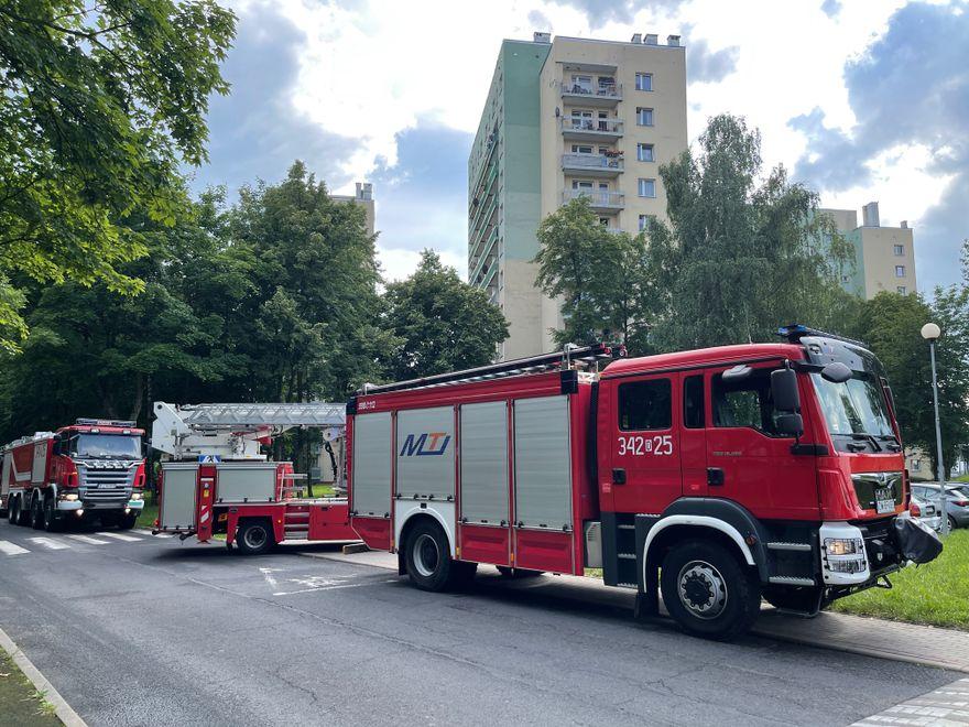Jelenia Góra: Interwencja na Bacewicz