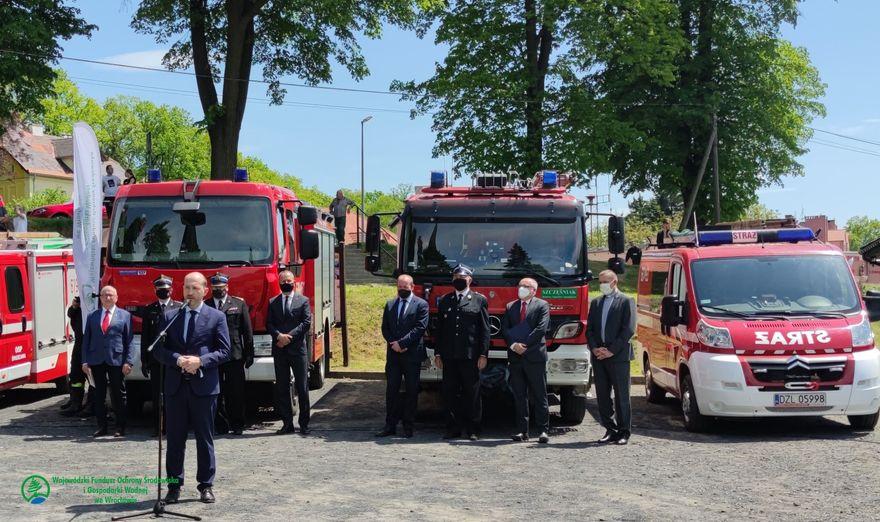 Jelenia Góra: Wóz dla OSP Sobieszów