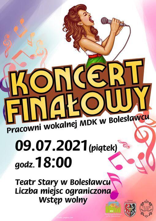 Bolesławiec: Zaproszenie na koncert