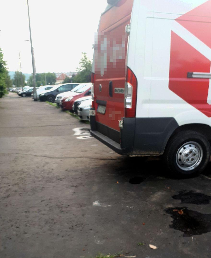 Jelenia Góra: Można tak parkować?