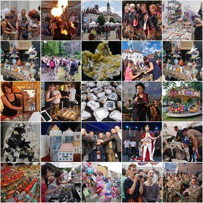 Lubań: Po festiwalu minerałów