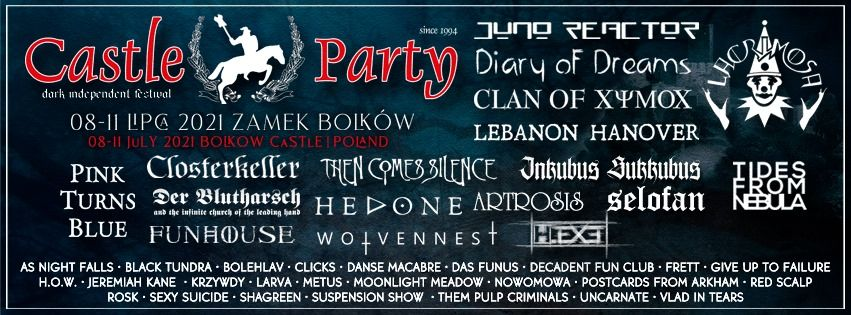 Bolków: Castle Party Festival